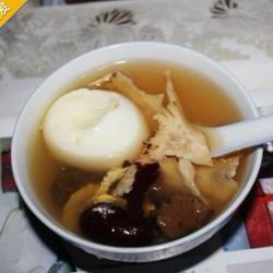 当归红枣蛋甜汤的做法[图]