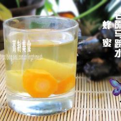 胡萝卜甘蔗马蹄水的做法[图]