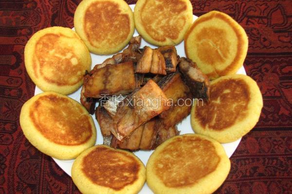 咸鱼黄金饼