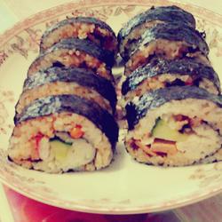 紫菜包饭的做法[图]