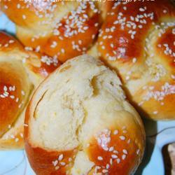 橙味小面包的做法[图]