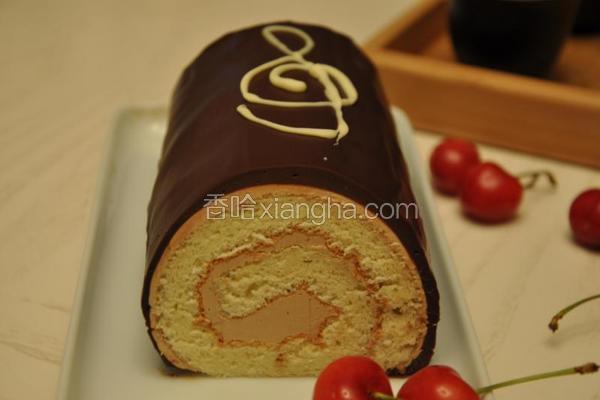 歌剧院蛋糕卷