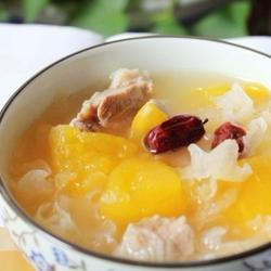 蜜瓜银耳汤的做法[图]