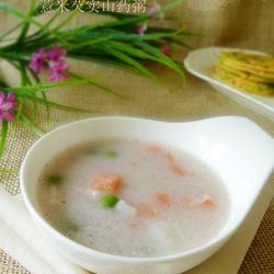 薏米芡实山药粥的做法[图]