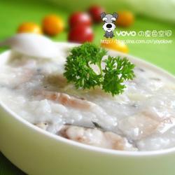 龙利鱼粥的做法[图]