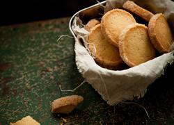 砂糖香草黄油饼干