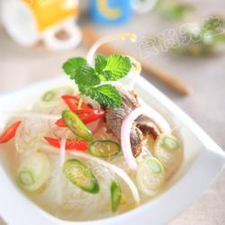 越南式米粉的做法[图]