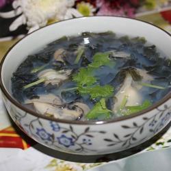 紫菜浸生蚝的做法[图]