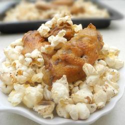 玉米爆雞翅的做法[圖]