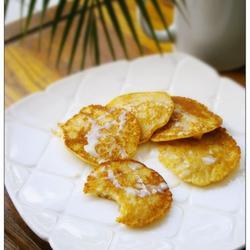 肉桂苹果煎蛋饼的做法[图]