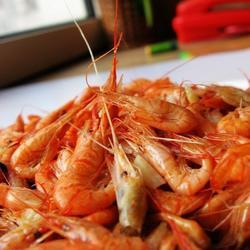 炒小江虾的做法[图]