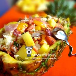菠萝咕噜饭的做法[图]