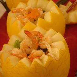 海味香瓜盅的做法[图]