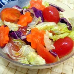 日式田园沙拉的做法[图]