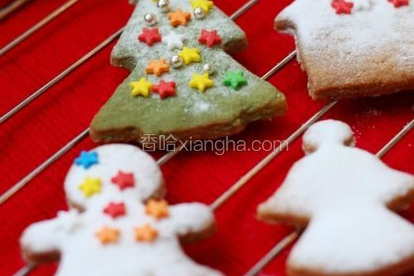 圣诞节小饼干