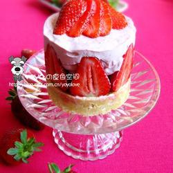 草莓幕司蛋糕的做法[图]