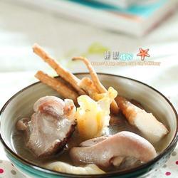 党参羊肉汤的做法[图]