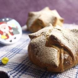 养颜菠菜面包的做法[图]