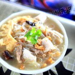 旗鱼米粉汤的做法[图]
