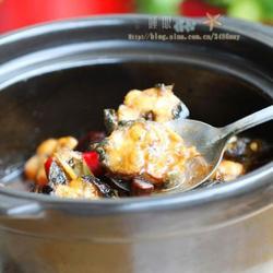 豉油鸡汁鳗鱼煲的做法[图]