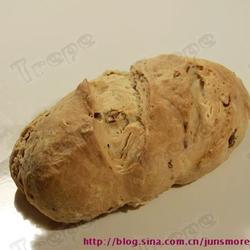 核桃优格苏打面包的做法[图]