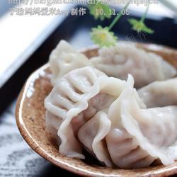香菇冬笋鲜肉饺的做法[图]