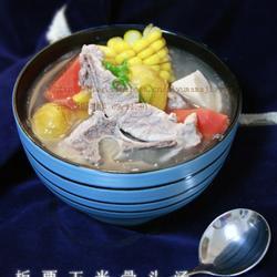 板栗玉米骨头汤的做法[图]