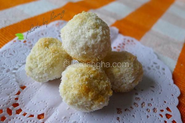 椰丝蛋白球