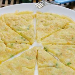 葛根鸡蛋玉米饼的做法[图]