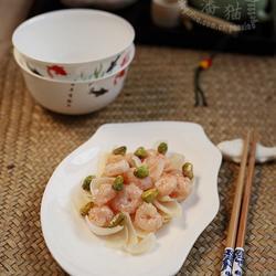 開心百合蝦的做法[圖]