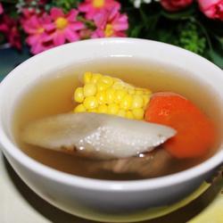 牛蒡瘦肉汤的做法[图]