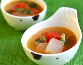 番茄冬瓜汤[图]