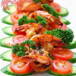 黑胡椒芝士烤虾的做法[图]