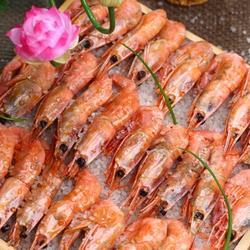 盐焗北极鲜虾的做法[图]