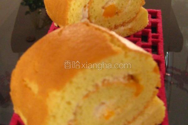 芒果蛋糕卷