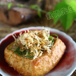 卤酱油黄金豆腐的做法[图]