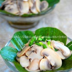 凉拌口蘑的做法[图]