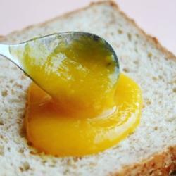 自制两吃芒果酱的做法[图]