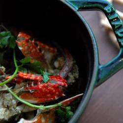 咖喱梭子蟹的做法[图]