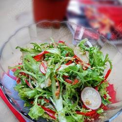 素拌苦苣菜的做法[图]