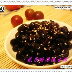 蜜黑豆的做法[圖]