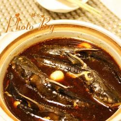 酱油水煮昂刺鱼的做法[图]