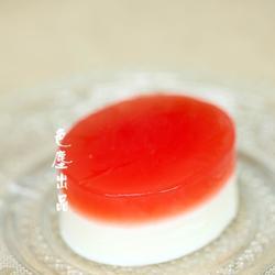 酸奶西瓜凉糕的做法[图]