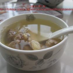 沙参玉竹煲土鸭的做法[图]