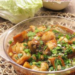 豆腐烧鲢鱼的做法[图]