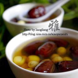 莲子红枣汤的做法[图]