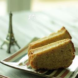 全麥百利甜腰果磅蛋糕的做法[圖]