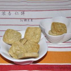 香浓杏仁饼的做法[图]