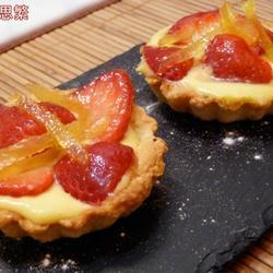 百香果草莓挞的做法[图]