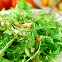 法式芝麻菜沙拉的做法[图]